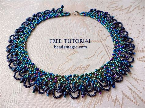 25 unique beaded jewelry patterns ideas on
