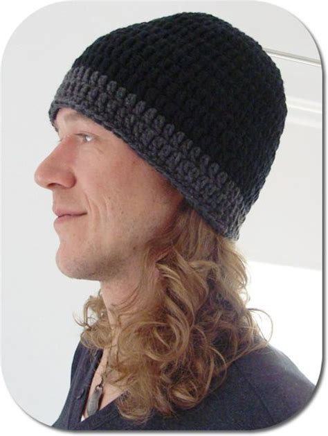 pattern crochet hat for man 97 best images about free crochet men s patterns on