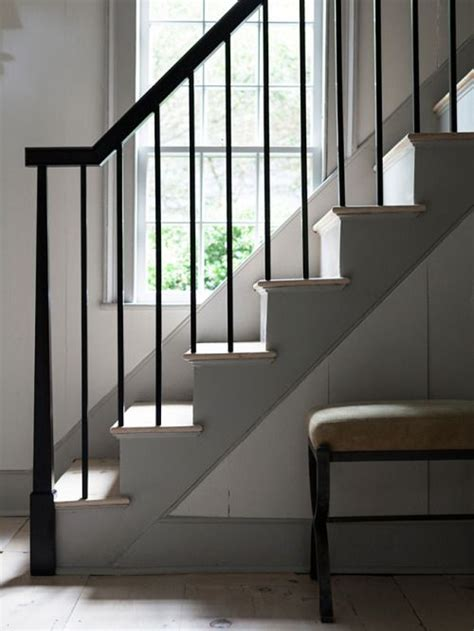 Modern Banister Rails by Best 25 Modern Stair Railing Ideas On Modern