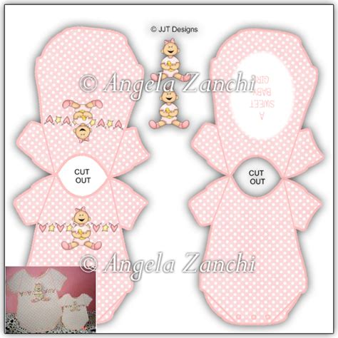 Diy Card Onesie With A Vest Card Template by Baby Onsie Vest Card 163 2 00 Instant Card