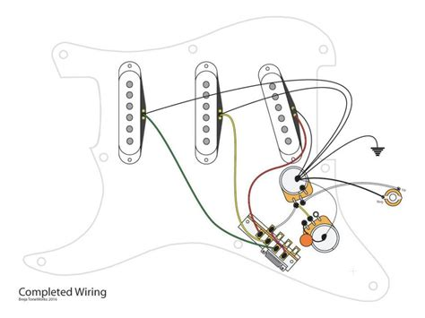 stratocaster hss wiring diagram seymour duncan invader
