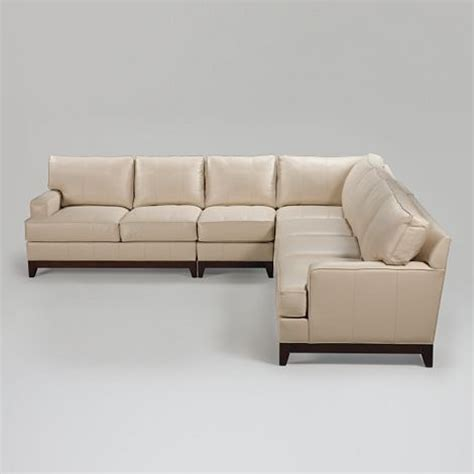 sectional sofas ethan allen ethan allen sectional sofas leather images
