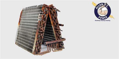 evaporator coil repair installation services brookfield