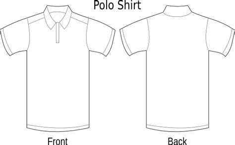 design baju kaos putih densho white clip art at clker com vector clip art