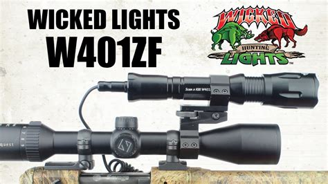 night light hunting supply wicked hunting lights w401zf zoom focus night hunting