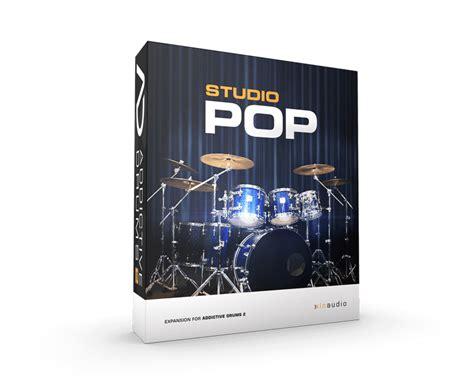 addictive drums studio one studio pop xln audio