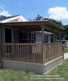 mobile home porches porch designs for mobile homes mobile home porches