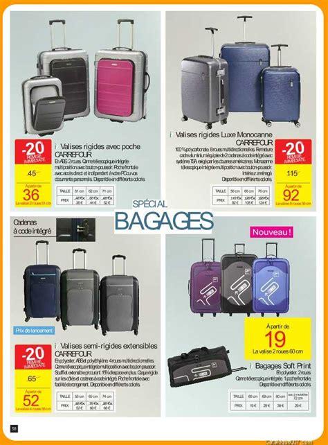 cadenas à code leclerc valise carrefour promo du 18 au 24 avril 2017 carrefour