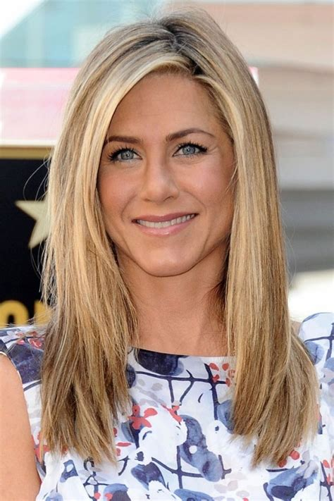 jennifer anderson medium length hair cuts 2014 jennifer aniston blonde hairstyles 2018