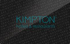 Where To Buy Hotel Gift Cards - buy kimpton hotels and restaurants gift cards raise