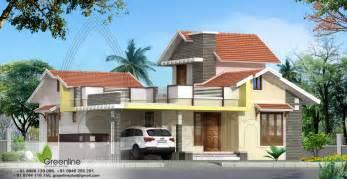 Simple Homes Simple House Elevation With Floor Plan Joy Studio Design