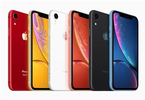 iphone xr price specs colors and pre order details
