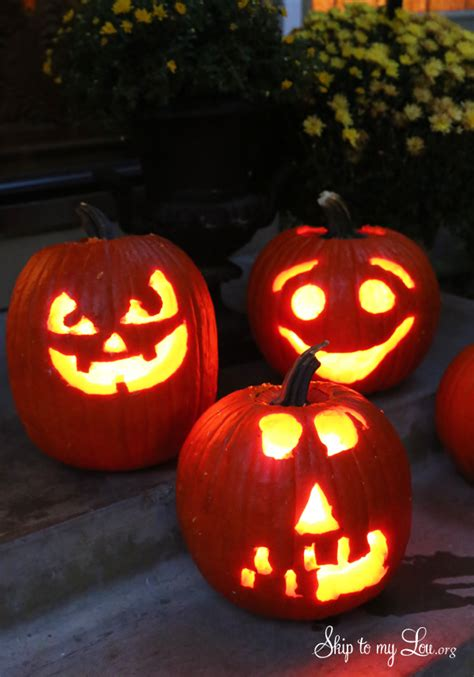carved pumpkins for easy pumpkin carving tips and tricks printable pumpkin