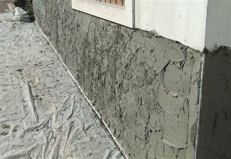 intonaco stato per interni intonaco deumidificante per pareti umide pareti
