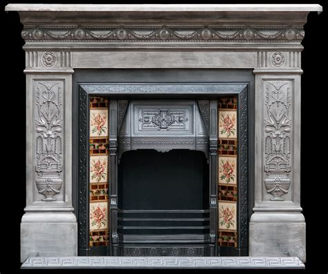 Decorative Fireplace Surrounds by Decorative Cast Iron Surround Fireplaces