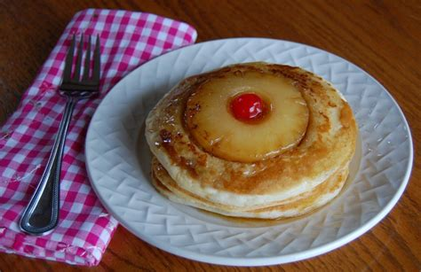 snooze pineapple upside down pancakes recipe dishmaps