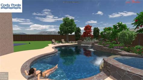pool spa design ideas