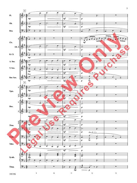 clarinet section jesu joy of man s desiring by j s bach arr jac j w