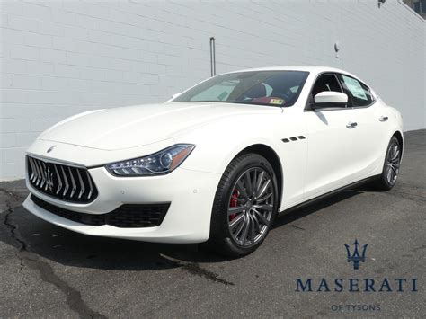 New Maserati Ghibli by New 2018 Maserati Ghibli 4dr Car In Vienna J1295013