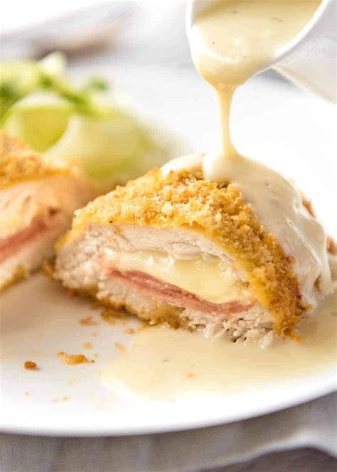 Golden Cordon Bleu chicken cordon bleu recipetin eats
