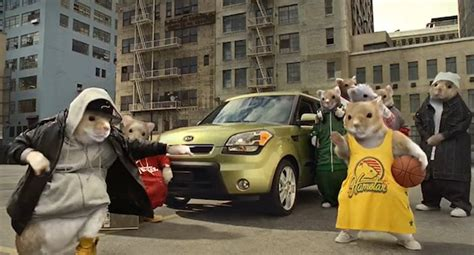 Kia Commercial With Hamsters Kia Hamsters Will Return For More Kia Soul Ads The