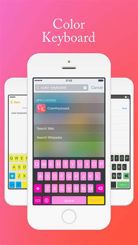 color keyboard app app shopper color keyboard extension utilities