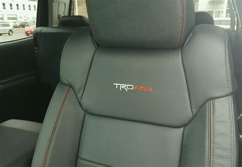 Toyota Tundra Leather Seats Hoselton Auto Mall New On The Lot 2016 Toyota Tundra Trd Pro