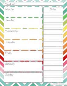 Diy home sweet home organizing printables