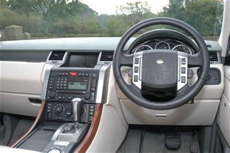 range rover sport tdv8 review 2007 part five