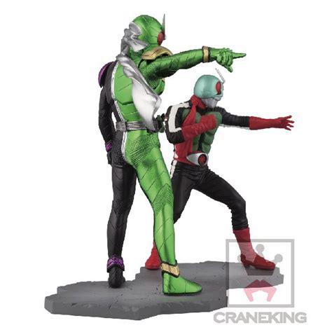 Figure Banpresto Kamen Rider Nasca banpresto kamen rider versus spiders heisei x syowa