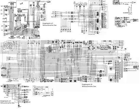 1965 corvette blower motor wiring diagram get free image