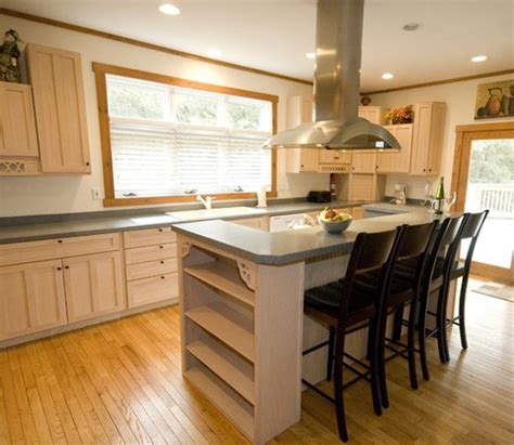 How To Design A Kitchen Island With Seating Kitchen Island With Seating