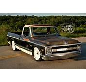 Sell Used 1969 C10 3100 CHEVY RAT ROD STREET HOT PICKUP SHOP TRUCK