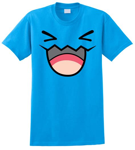 Anime Shirts by Wobbuffet T Shirt Anime Pikachu Front And Back Ebay