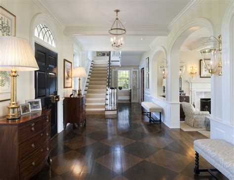 houzz entryway villanova residence front hall traditional entry