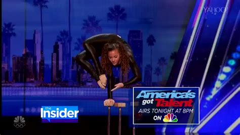 sofie dossi camel the insider on twitter quot agt contortionist sofie dossi