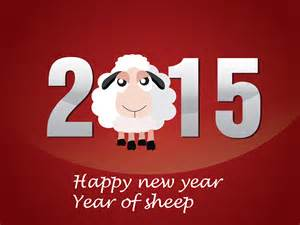 new year wishes sheep year get ready for the new year worddreams