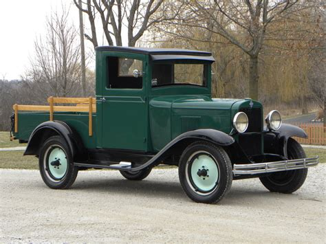 chevrolet 1 ton truck 1930 chevrolet 1 2 ton volo auto museum