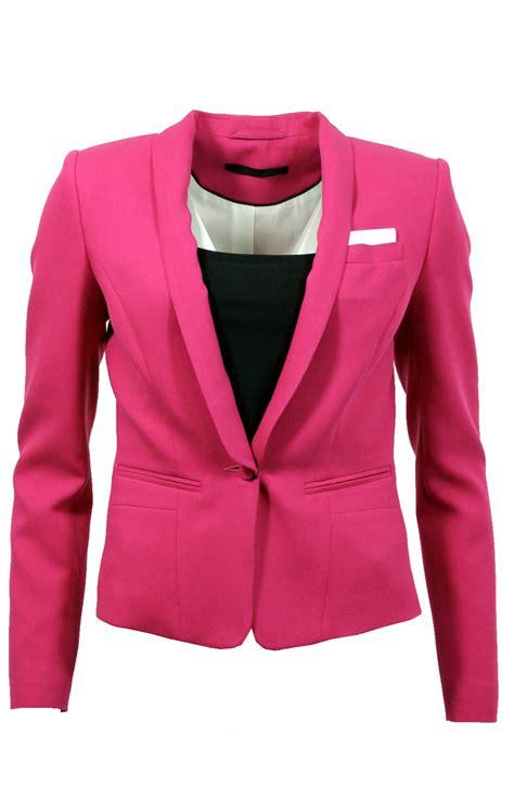 Jaket Pink bright pink jacket jacketin