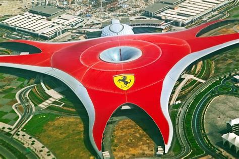 Ferrari Abu Dhabi Achterbahn by Abu Dhabi Kombi Ticket Ferrari World Yas Waterworld