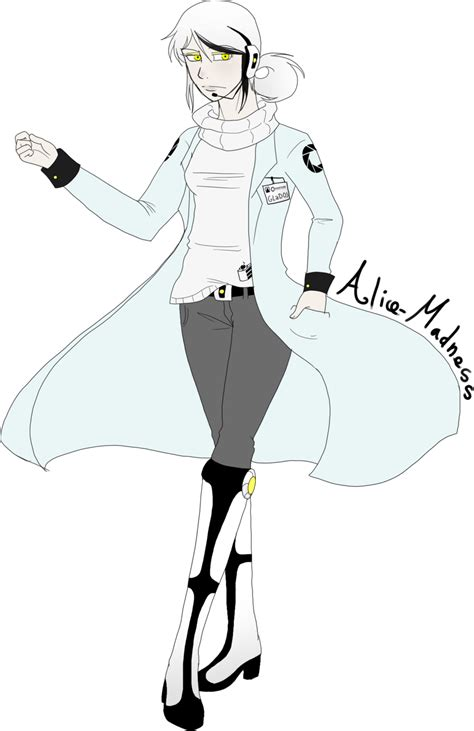 -GLaDOS as a Human- by Frandoll-Scarlet on DeviantArt Glados Human