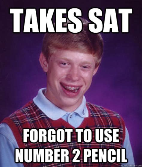 Nerdy Kid With Braces Meme - image 271215 bad luck brian know your meme