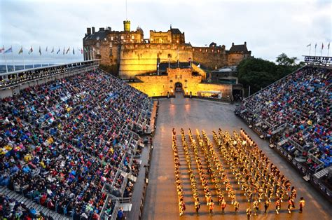 edinburgh military tattoo an unforgettable experience the royal edinburgh
