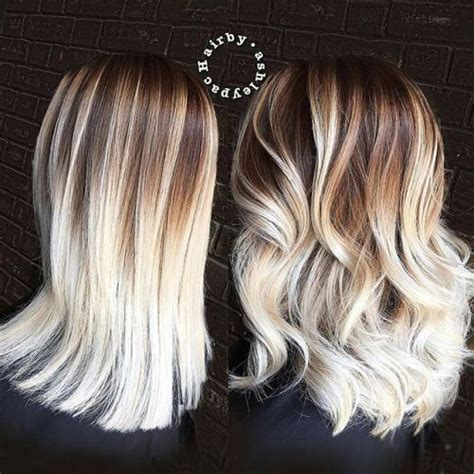 how to get ombre hair balayage american tailoring brown highlights on tumblr