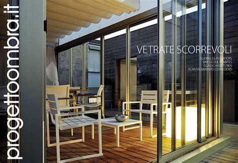 vetrate per verande vetrate scorreoli per verande