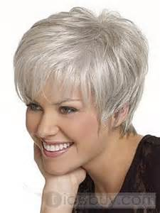 hairstyles for 70 gray hair short hairstyles grey hair women