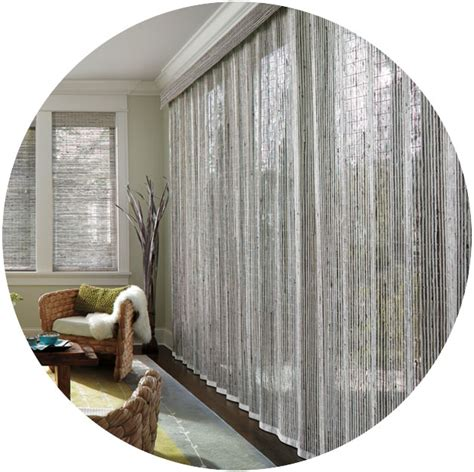 Vertical Blinds Hunter Douglas Patio Amp Sliding Glass Door Window Treatments Hunter Douglas
