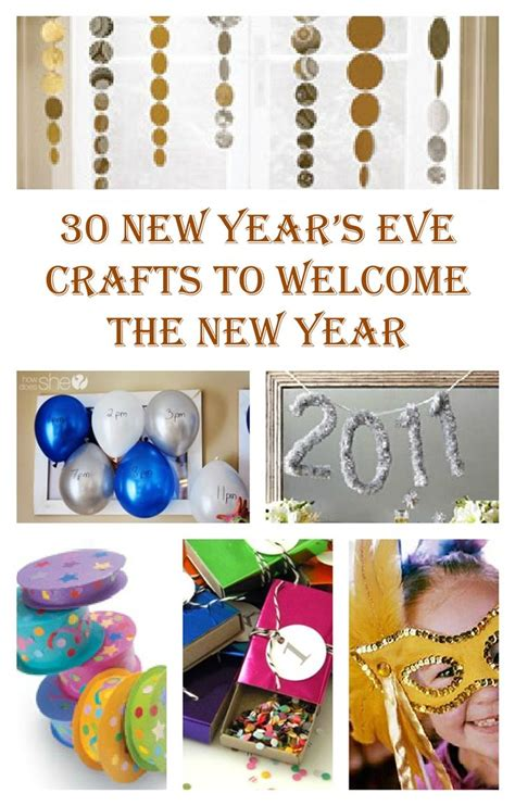 years crafts 53 best images about new years ideas plans for the new