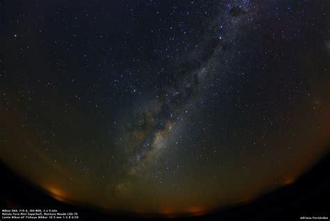 Imagenes Reales Via Lactea | va lctea co lio adriana fern 225 ndez sur astron 243 mico