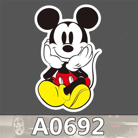 Stiker Label Nama Waterproof Mickey Minnie Mouse Sticker Anti Air buy wholesale mickey mouse luggage from china mickey mouse luggage wholesalers